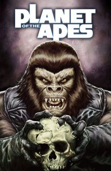 Planet of the Apes: Vol. 1, Daryl Gregory