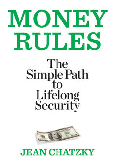 Money Rules, Jean Chatzky
