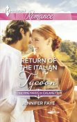 Return of the Italian Tycoon, Jennifer Faye