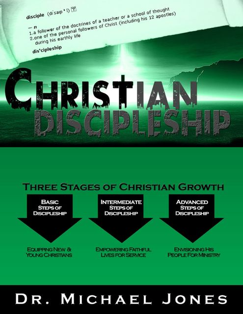 Christian Discipleship Manual, Michael Jones