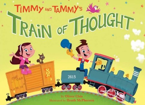 Timmy and Tammy's Train of Thought, Oliver Chin