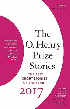 The O. Henry Prize Stories 2017, Laura Furman