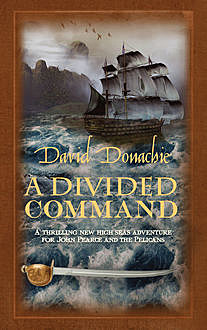 A Divided Command, David Donachie