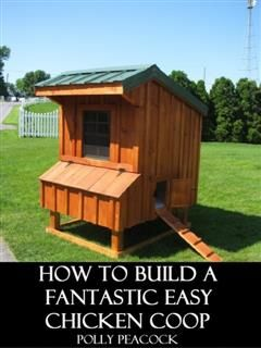 How to Build a Simple Chicken Coop, Farming eBooks