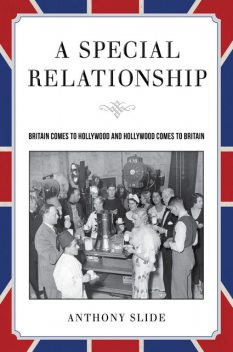 A Special Relationship, Anthony Slide