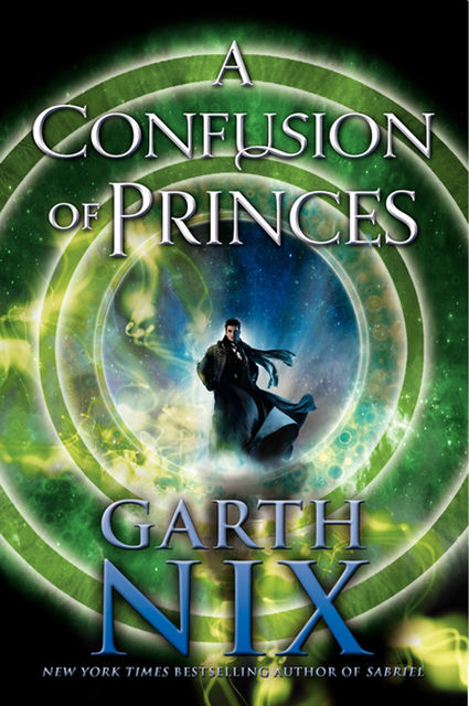 A Confusion of Princes, Garth Nix