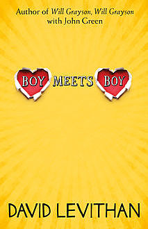 Boy Meets Boy, David Levithan