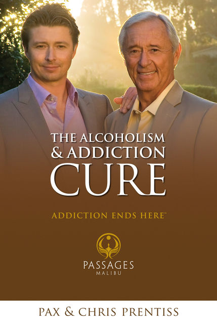 The Alcoholism and Addiction Cure, Chris Prentiss
