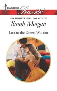 Lost to the Desert Warrior, Sarah Morgan