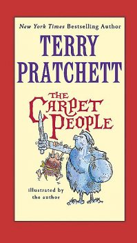 The Carpet People, Terry David John Pratchett