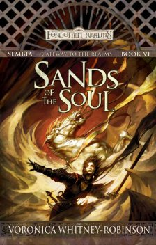 Sand of the Soul, Voronica Whitney-Robinson