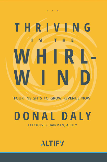 Thriving in the Whirlwind, Donal Daly