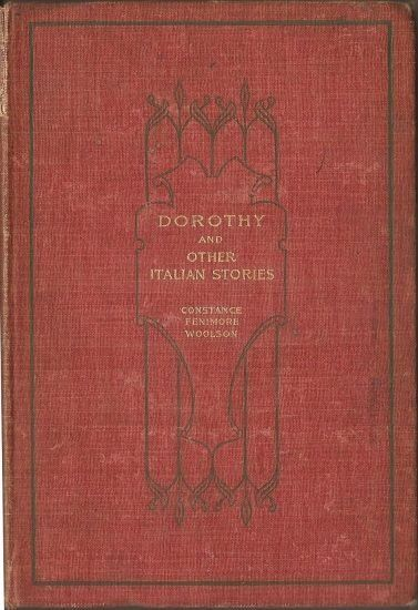 Dorothy, Constance Fenimore Woolson