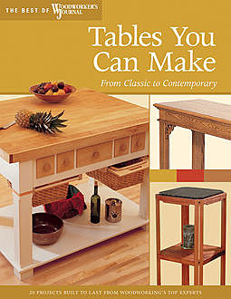 Tables You Can Make, Not Available