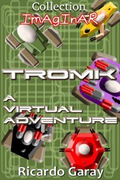 Coll. Imaginar – TROMK a virtual adventure, Ricardo Garay
