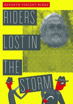 Riders Lost in the Storm, Kenneth Vincent Burke