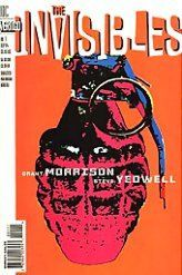 Invisibles, Grant Morrison, Steve Yeowell