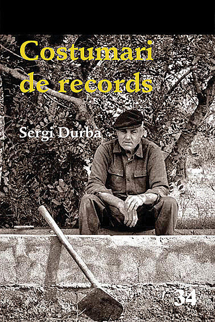 Costumari de records, Sergi Durbà