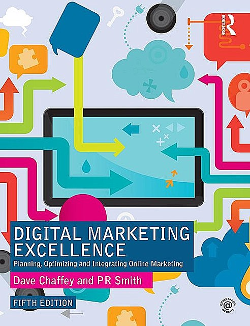Digital Marketing Excellence, Dave Chaffey, PR Smith