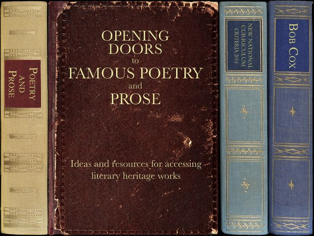 Opening Doors to Famous Poetry and Prose, Bob Cox
