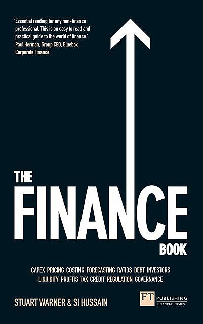 The Finance Book, Stuart Warner, Si Hussain