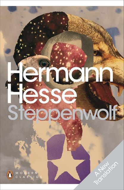 Steppenwolf, Hermann Hesse, David Horrocks