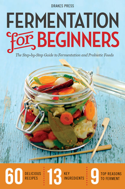 Fermentation for Beginners, Drakes Press