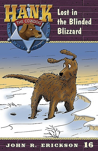 Lost in the Blinded Blizzard, Gerald L.Holmes, John R.Erickson