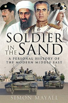 Soldier in the Sand, Simon Mayall