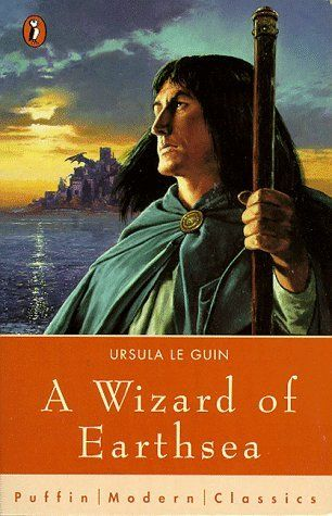 A Wizard of Earthsea, Ursula Le Guin