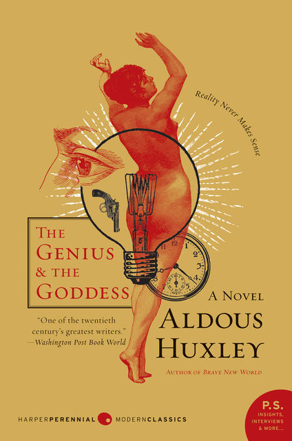 The Genius and the Goddess, Aldous Huxley, Huxley trusts, heirs