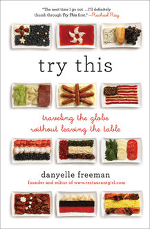 Try This, Danyelle Freeman
