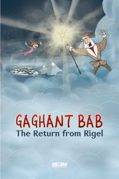Gaghant Bab. The Return from Rigel, Deem, Simonian, Communications Astghik
