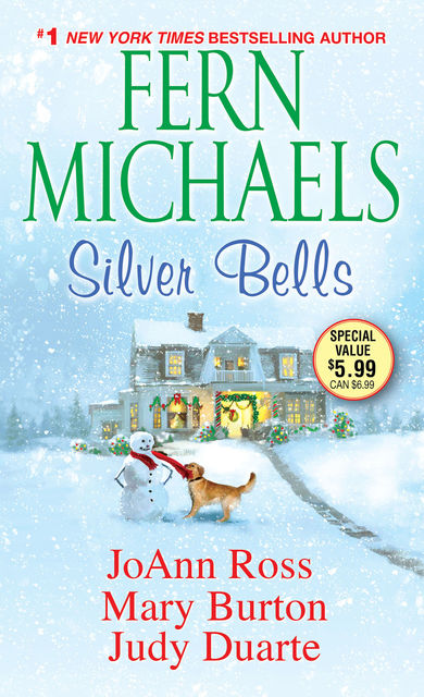 Silver Bells, Fern Michaels, Judy Duarte, Mary Burton, JoAnn Ross