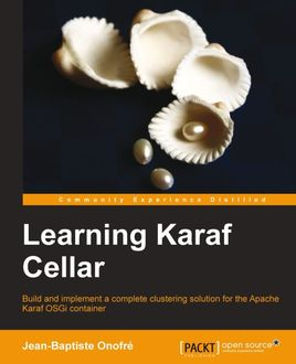 Learning Karaf Cellar, Jean-Baptiste Onofre