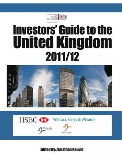 The Investors' Guide To The United Kingdom 2011/12, Jonathan Reuvid