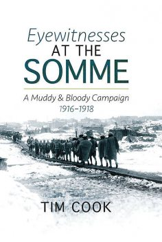 Eyewitnesses at the Somme, Tim Cook