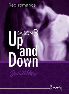 Up and Down: Saison 3 (French Edition), Juliette Mey