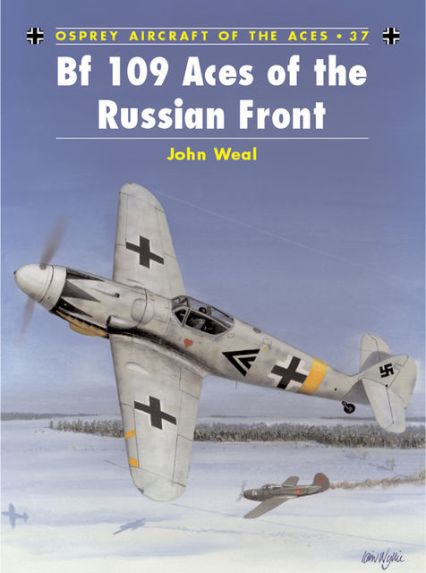 Bf 109 Aces of the Russian Front, John Weal