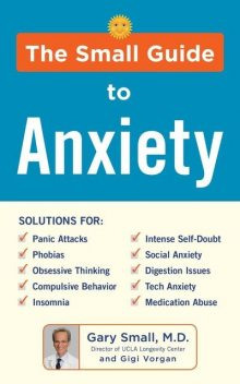 The Small Guide to Anxiety, Gary Small, Gigi Vorgan