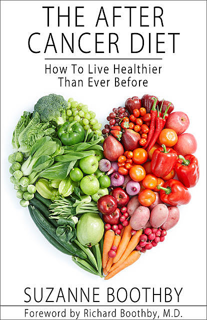 The After Cancer Diet, Suzanne Boothby