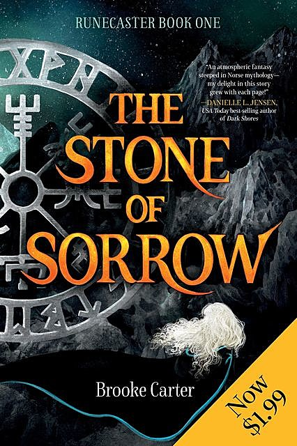 The Stone of Sorrow, Brooke Carter