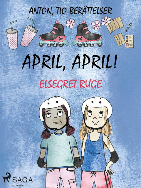 April, april, Elsegret Ruge