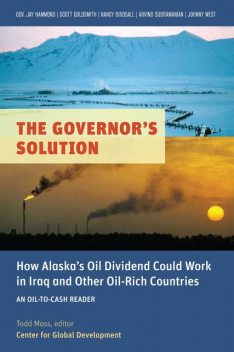 The Governor's Solution, Todd Moss