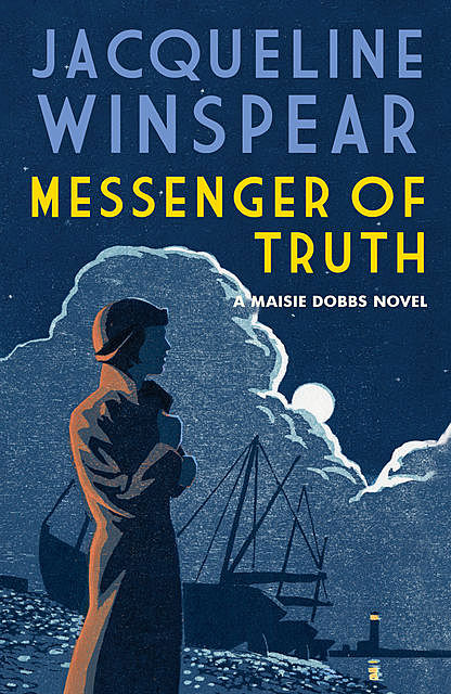 Messenger of Truth, Jacqueline Winspear