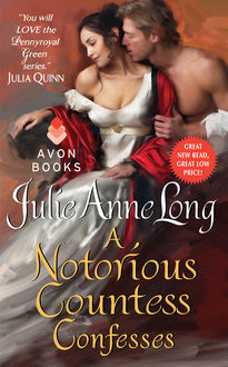 A Notorious Countess Confesses, Julie Anne Long