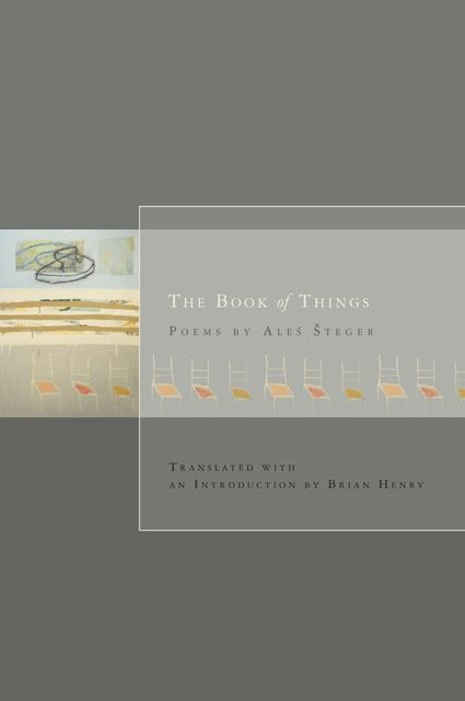 The Book of Things, Ales Steger
