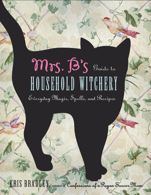 Mrs. B's Guide to Household Witchery, Kris Bradley