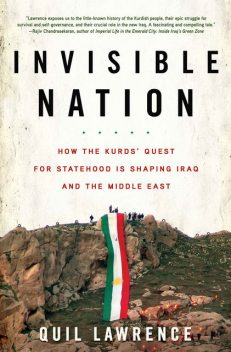 Invisible Nation, Quil Lawrence