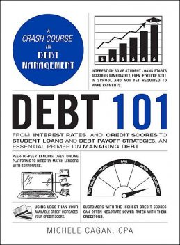 Debt 101, Michele Cagan